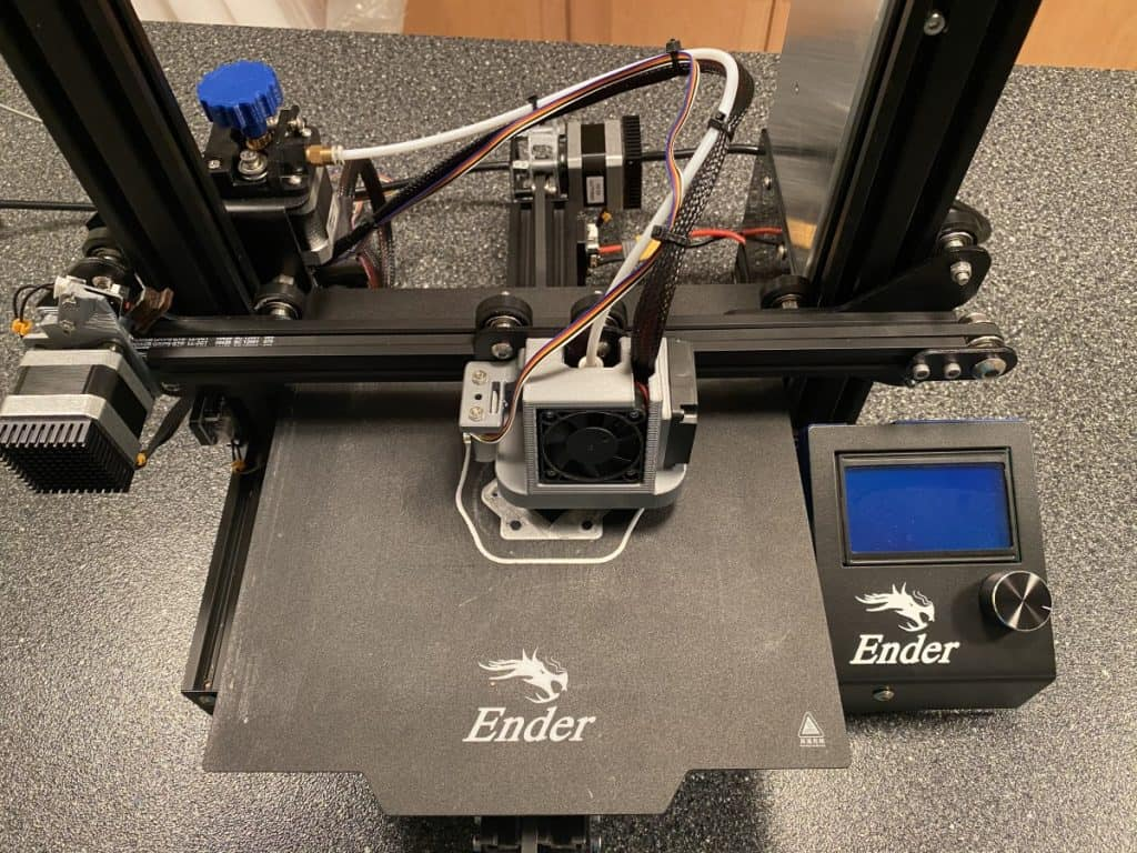Modified Ender 3 Pro