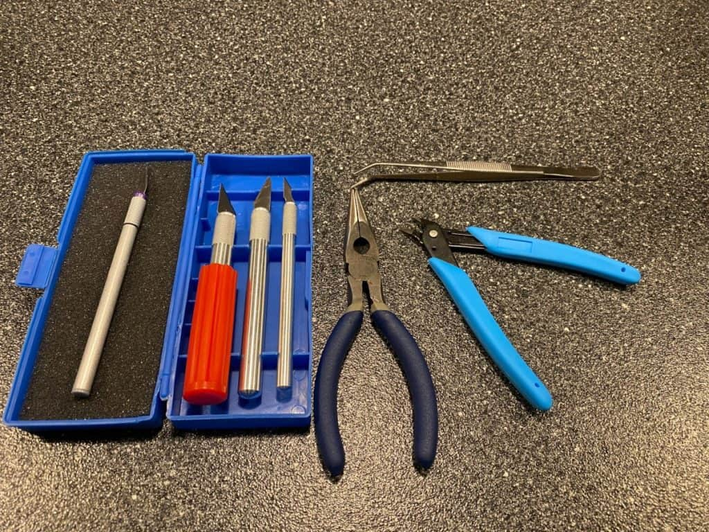 Tools to remove supports